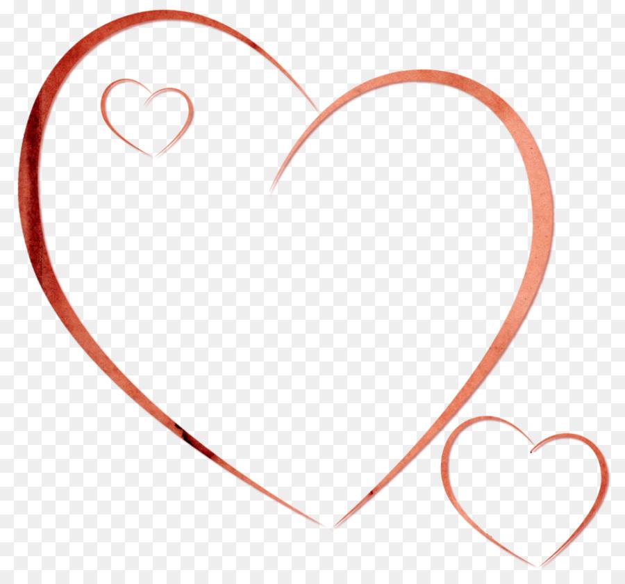 Descarga gratuita de Corazón, El Día De San Valentín, Línea imágenes PNG