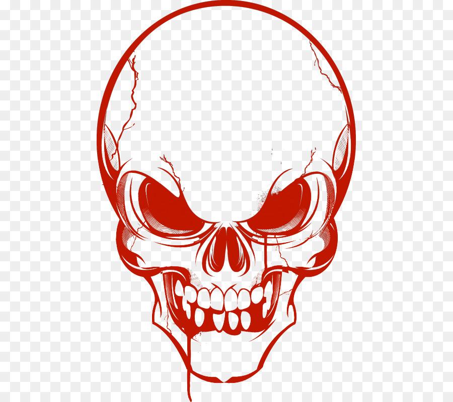 Descarga gratuita de Arte, Dibujo, Cráneo De Arte Imágen de Png