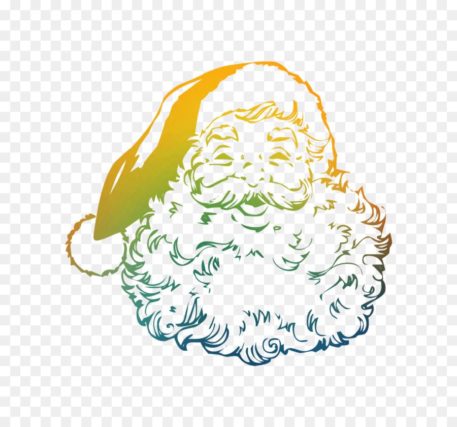 Descarga gratuita de Santa Claus, Christmas Day, Sello Digital imágenes PNG