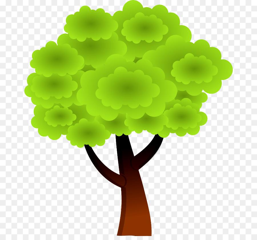 Descarga gratuita de árbol, Plantilla, Cartón imágenes PNG