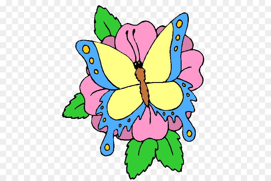 Descarga gratuita de La Mariposa Monarca, Animación, Papillon Perro imágenes PNG