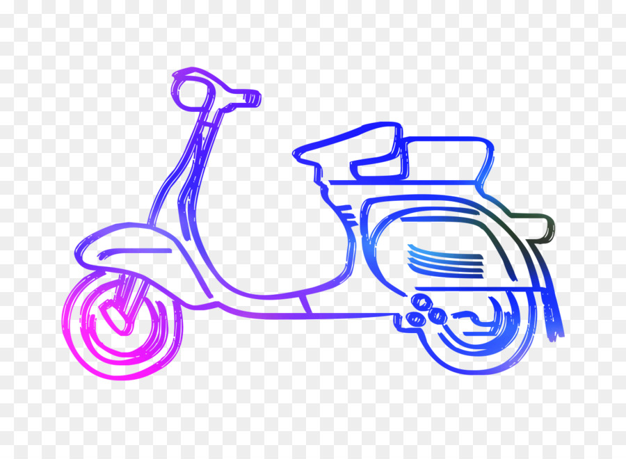 Descarga gratuita de Scooter, Motocicleta, Vespa imágenes PNG