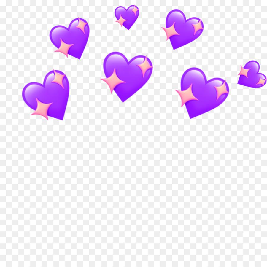 Descarga gratuita de Emoji, Corazón, Fondo De Escritorio imágenes PNG