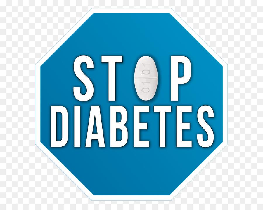logotipo de equipo de diabetes
