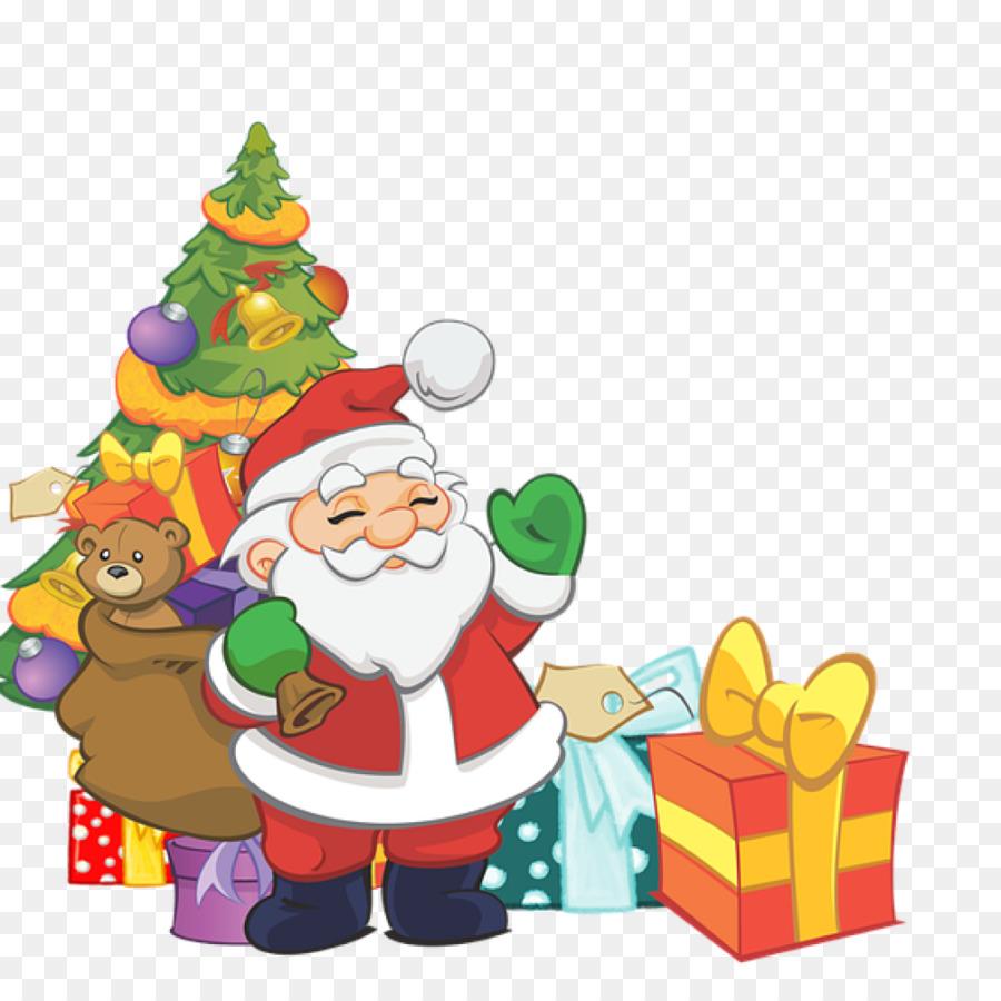 Descarga gratuita de Santa Claus, Rudolph, La Señora Claus Imágen de Png