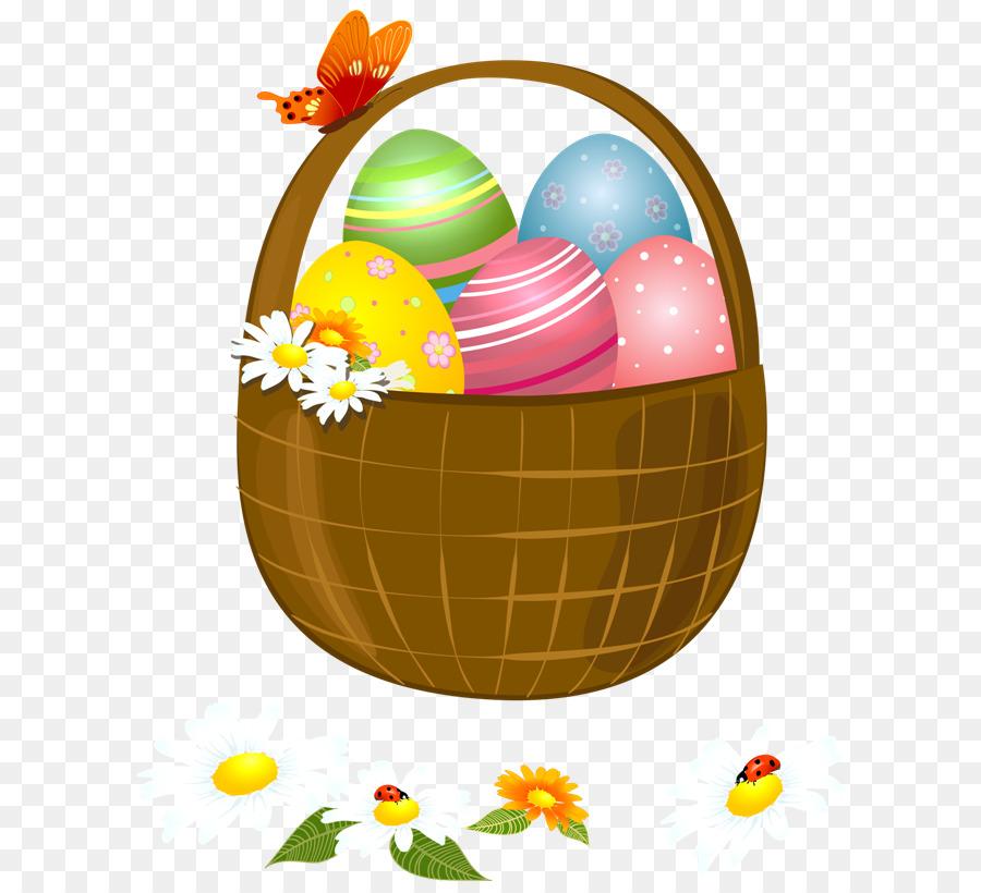 Descarga gratuita de Pascua , Canasta De Pascua, La Cuaresma Pascua Clip Art Imágen de Png
