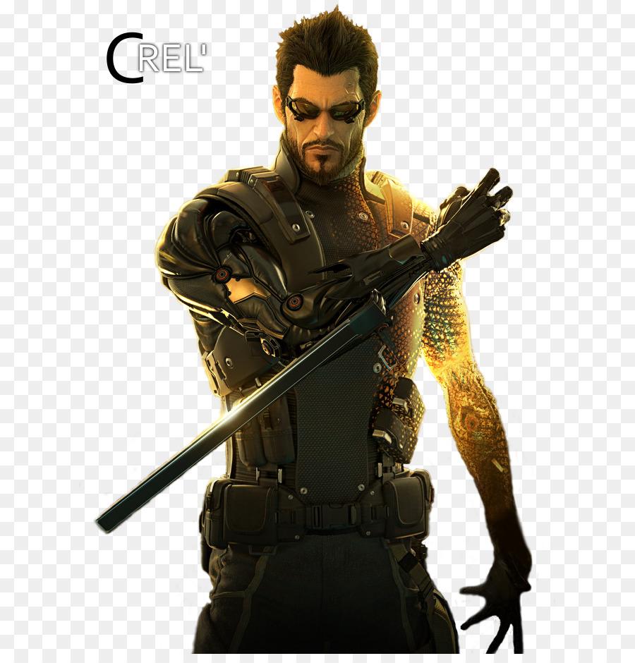 Descarga gratuita de Deus Ex Humanidad Dividida, Deus, Deus Ex Invisible War Imágen de Png
