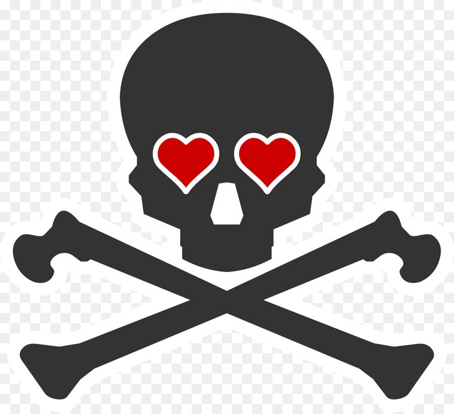 Descarga gratuita de Cráneo Y Bandera Pirata, Cráneo Humano Simbolismo, Corazón Imágen de Png