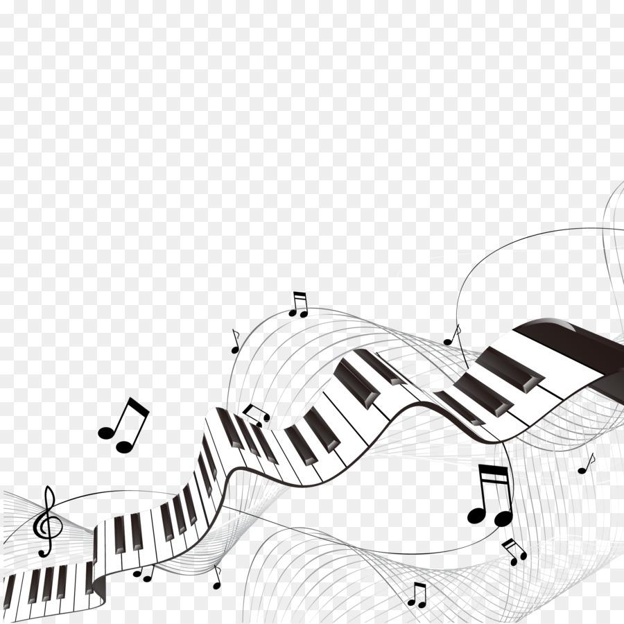 Descarga gratuita de Plan De, Teclado Musical, La Música Imágen de Png