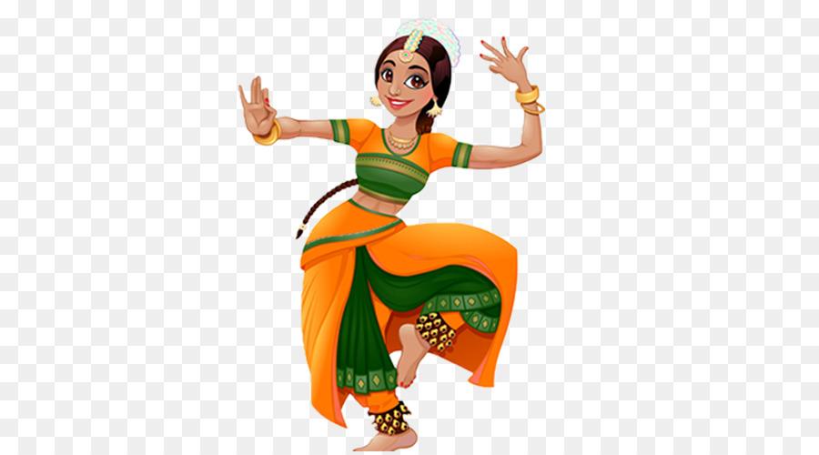 Descarga gratuita de La Danza En La India, La Danza, Dibujo imágenes PNG