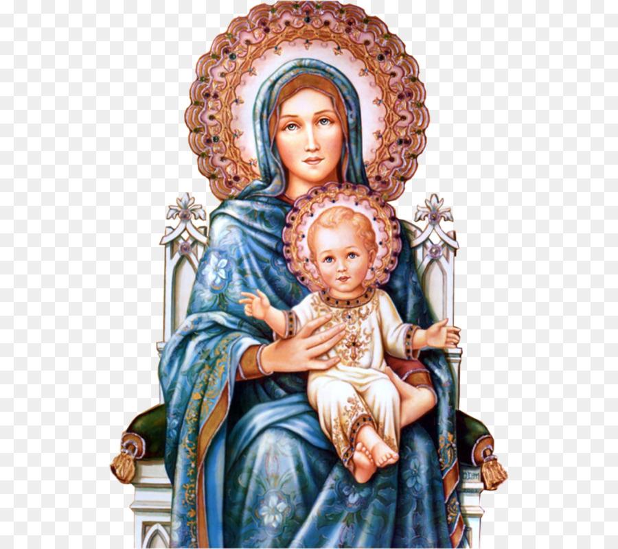 Descarga gratuita de María, Madre De Dios, La Religión Imágen de Png