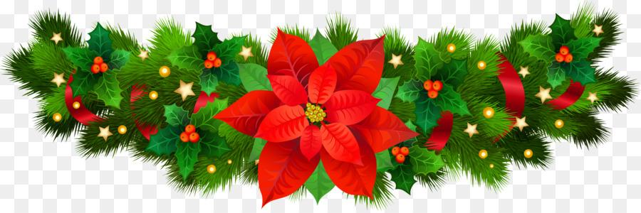 Descarga gratuita de La Flor De Pascua, Bordes Y Marcos, Christmas Day Imágen de Png