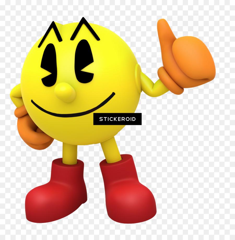 Descarga gratuita de Pacman, Pacman World 3, Pacman Mundo imágenes PNG