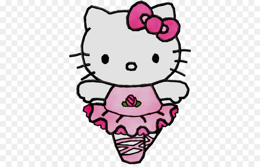 Descarga gratuita de Hello Kitty, Sanrio, Calcomanía Imágen de Png