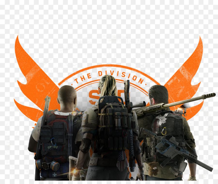 Descarga gratuita de Tom Clancys La División 2, Tom Clancys The Division, Ubisoft Imágen de Png