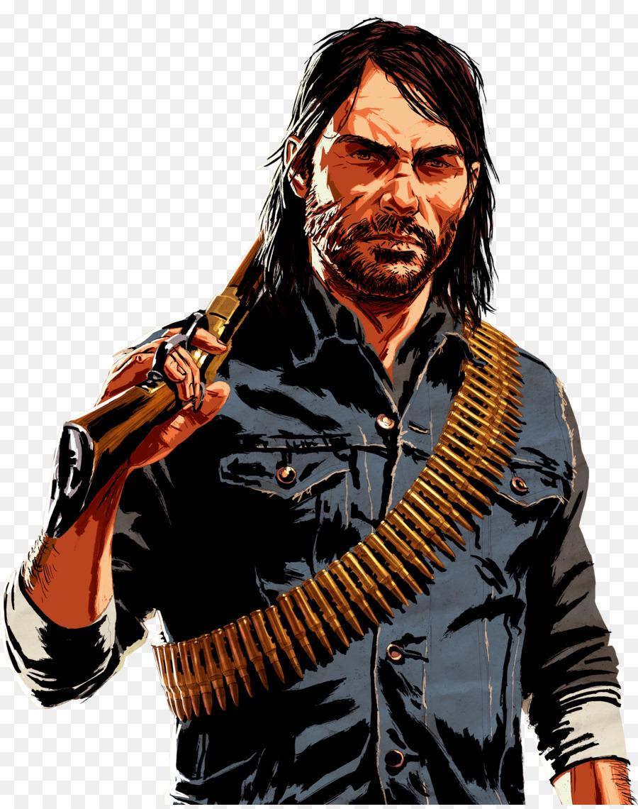 Descarga gratuita de Red Dead Redemption 2, Red Dead Redemption, John Marston imágenes PNG