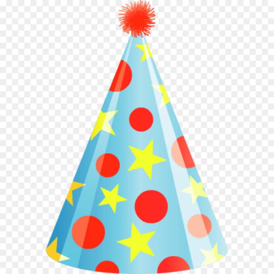 Descarga gratuita de Sombrero De Fiesta, Cumpleaños, Sombrero Imágen de Png