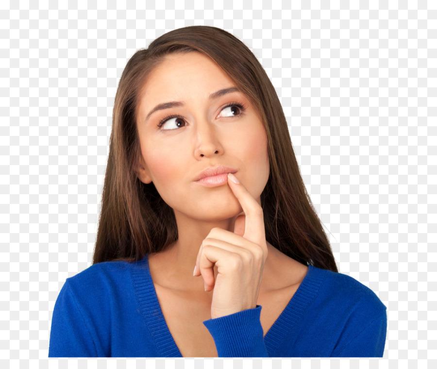 Descarga gratuita de Pensamiento, Mujer, Marketing Imágen de Png