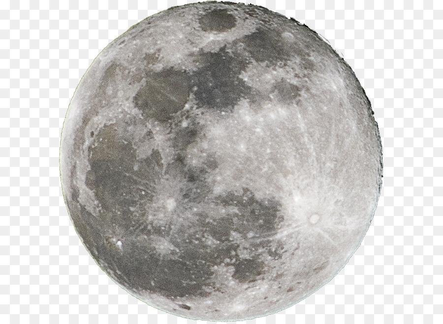 Descarga gratuita de Luna Llena, Luna, Una Fotografía De Stock imágenes PNG