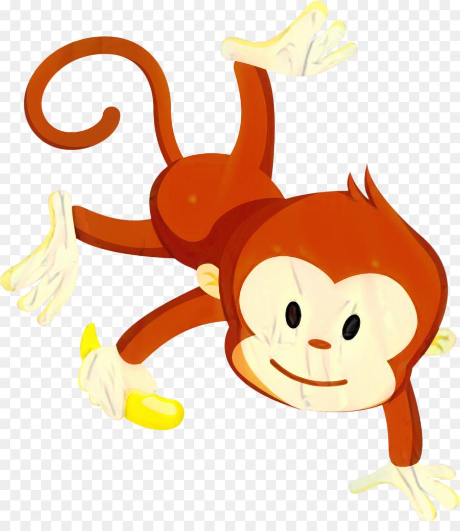 Descarga gratuita de Mono, Dibujo, Chimpancé Imágen de Png