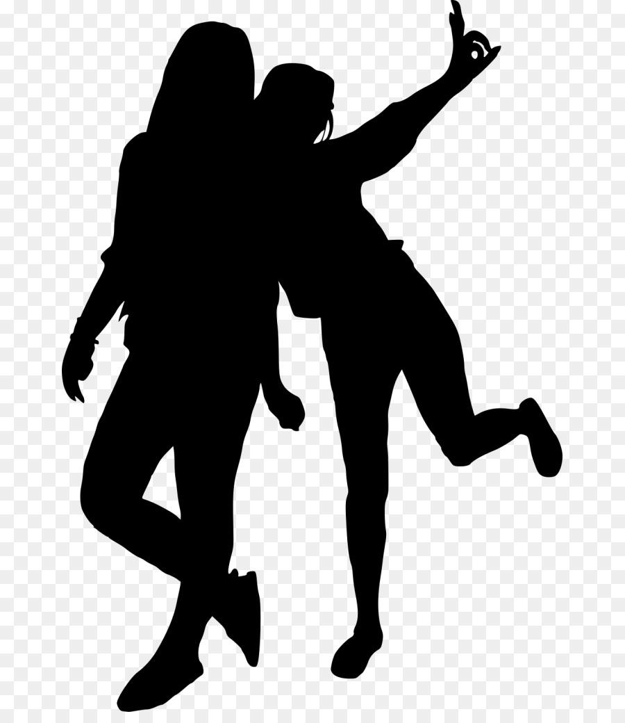 Descarga gratuita de Silueta, La Danza, Chica imágenes PNG