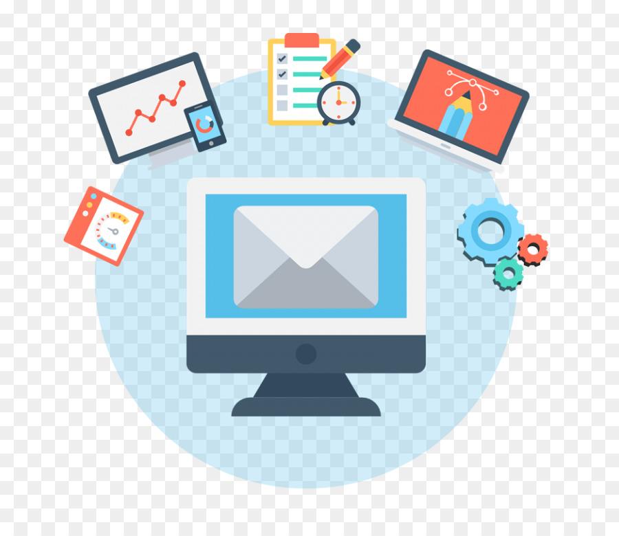 Descarga gratuita de Marketing, El Email Marketing, La Comunicación Imágen de Png