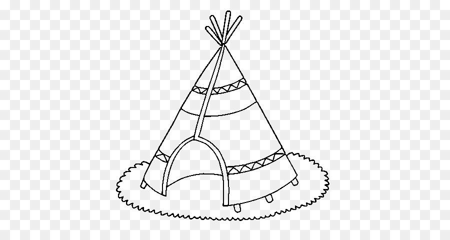 Dibujo Los Pueblos Indígenas De Las Américas Libro Para Colorear