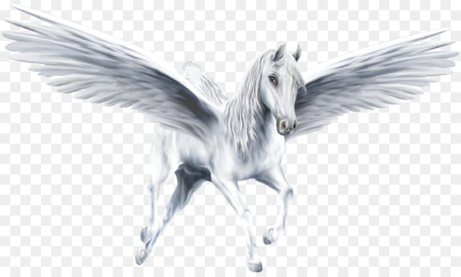 Descarga gratuita de Pegasus, Unicornio, Una Criatura Legendaria Imágen de Png