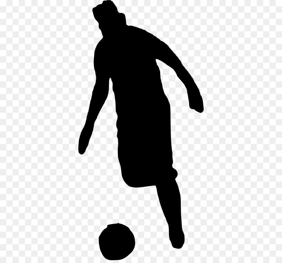 Descarga gratuita de Silueta, Jugador De Fútbol, Jugador imágenes PNG