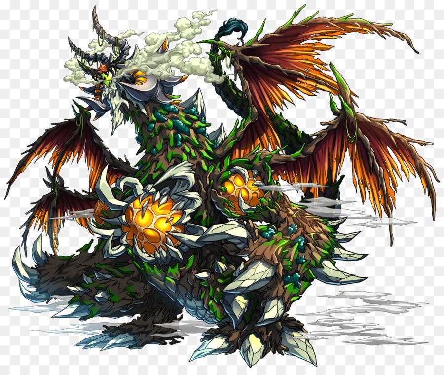 Descarga gratuita de Kagutsuchi, Dragón, Final Fantasy Brave Exvius imágenes PNG