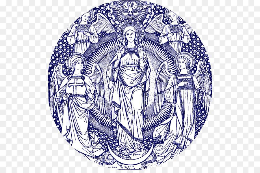 Descarga gratuita de Inmaculada Concepción, Asunción De María, La Veneración De María En La Iglesia Católica imágenes PNG