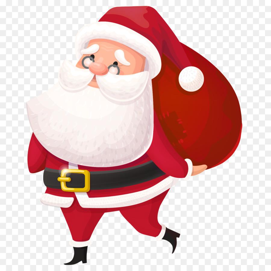 Descarga gratuita de Santa Claus, Christmas Day, La Señora Claus imágenes PNG