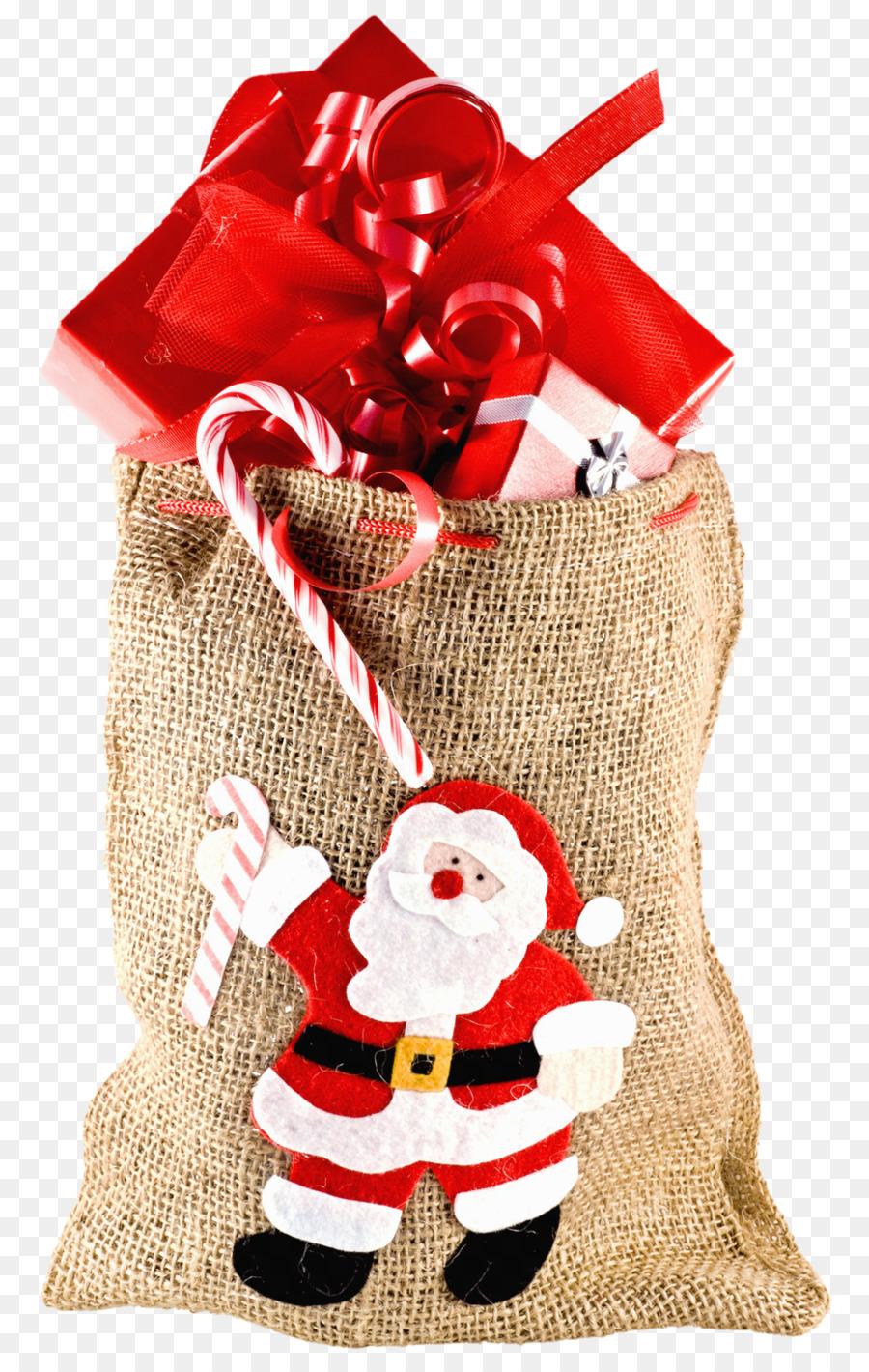 Descarga gratuita de Santa Claus, Regalo, Regalo De Navidad Imágen de Png