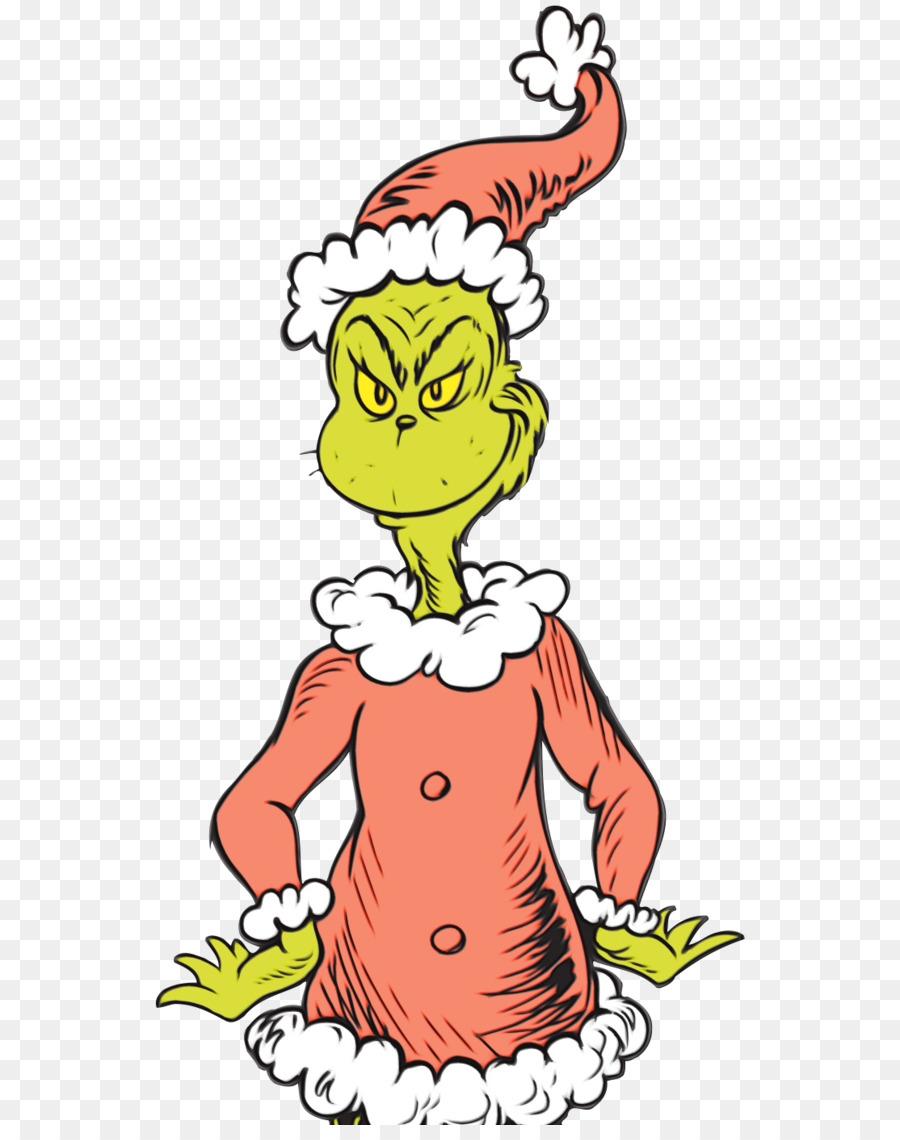 Descarga gratuita de Cómo El Grinch Robó La Navidad, Cindy Lou Que, Santa Claus Imágen de Png