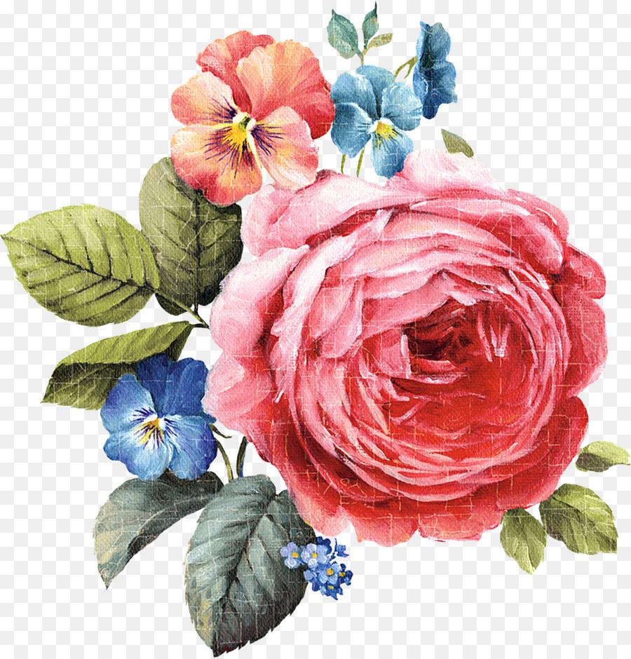 Descarga gratuita de Pintura, Pintura A La Acuarela, Flower Painting imágenes PNG