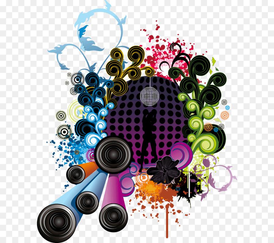 Descarga gratuita de La Música, Disc Jockey, Canción Imágen de Png