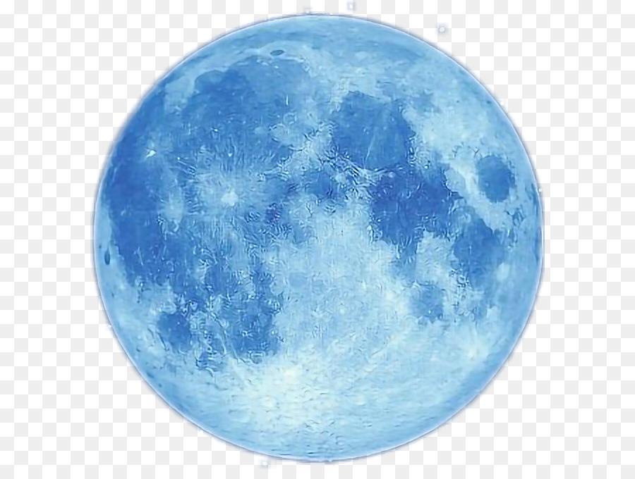 Descarga gratuita de Luna Azul, Luna Llena, Luna imágenes PNG