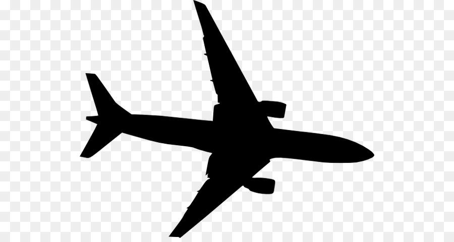 Descarga gratuita de Avión, Dibujo, Silueta Imágen de Png