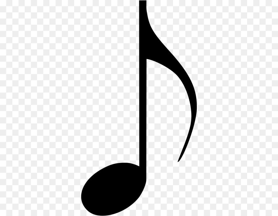 Descarga gratuita de Nota Musical, La Música, Octava Nota Imágen de Png