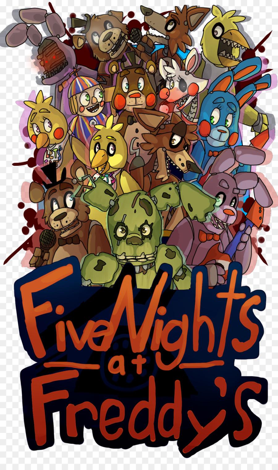 Descarga gratuita de Cinco Noches En Freddys 2, Freddy Fazbears Pizzería Simulador, Cinco Noches En Freddys 4 Imágen de Png