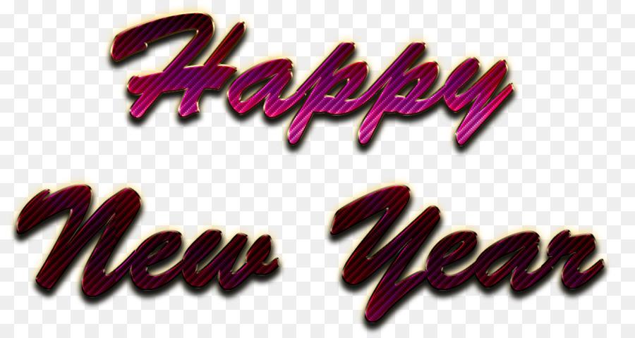 Descarga gratuita de Año Nuevo, Logotipo, Texto imágenes PNG