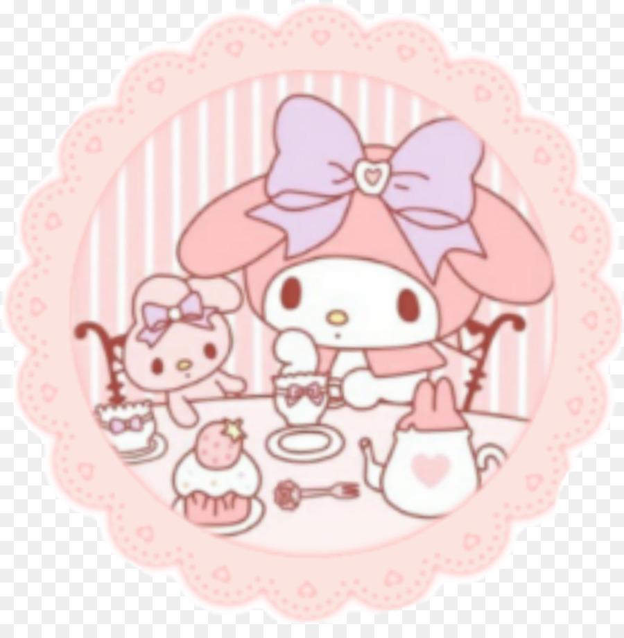 Descarga gratuita de Mi Melodía, Hello Kitty, Sanrio Imágen de Png