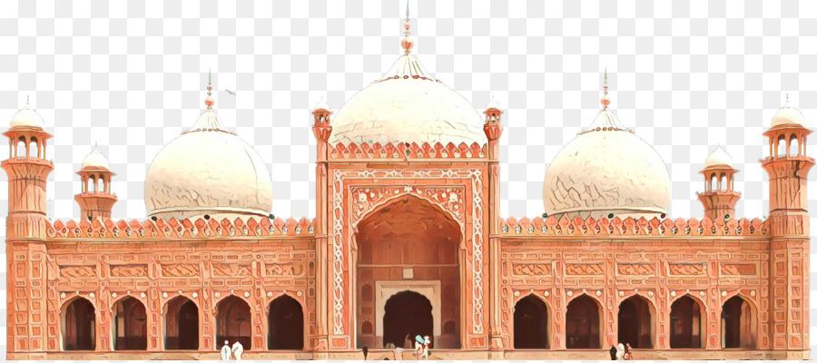 Descarga gratuita de La Mezquita De Badshahi, Gran Mezquita De Jamia Lahore, Mezquita Imágen de Png