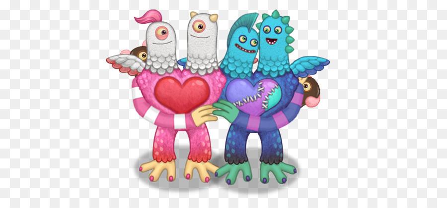Descarga gratuita de Mi Canto Monsters, El Aire De La Isla, Big Blue Bubble Imágen de Png