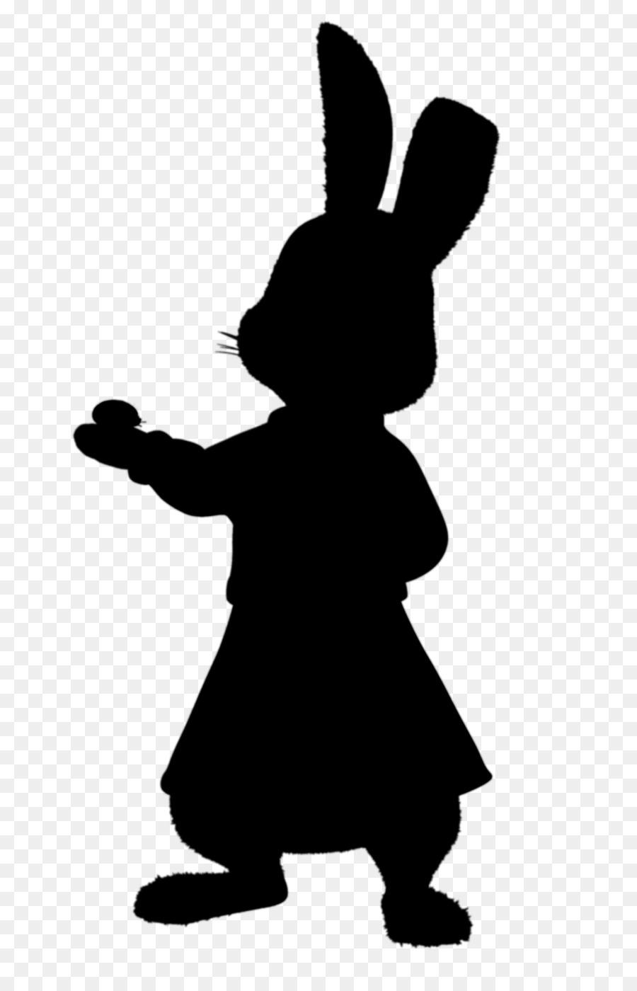 Descarga gratuita de Conejo, Silueta, Conejo Blanco imágenes PNG