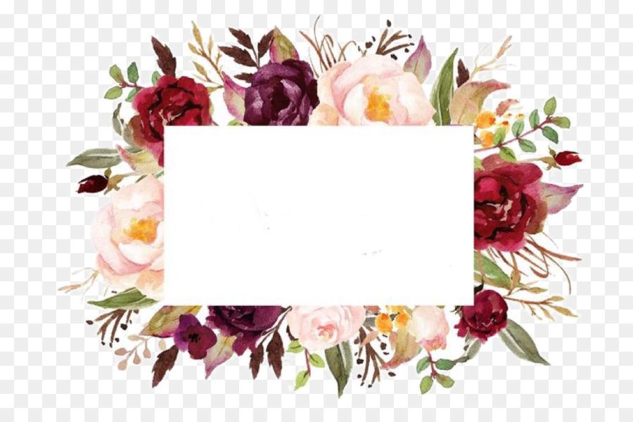 Descarga gratuita de Diseño Floral, Pintura A La Acuarela, Vino De Marsala imágenes PNG