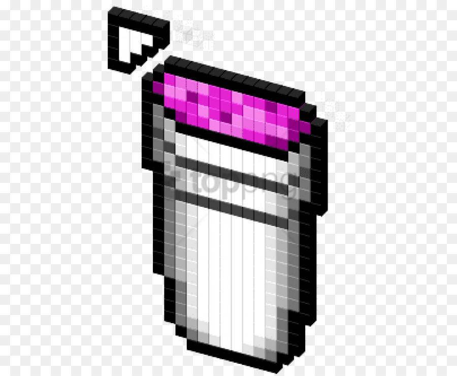 Descarga gratuita de Pixel Art, Bebió Púrpura, Cursor Imágen de Png