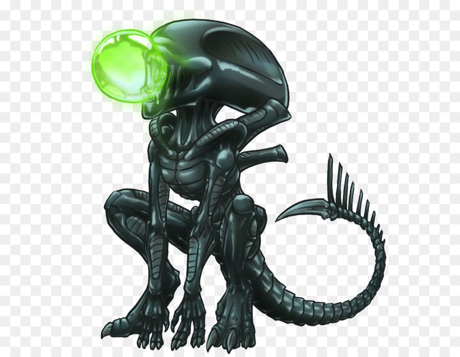 Descarga gratuita de Alien Vs Predator, Dibujo, Arte imágenes PNG