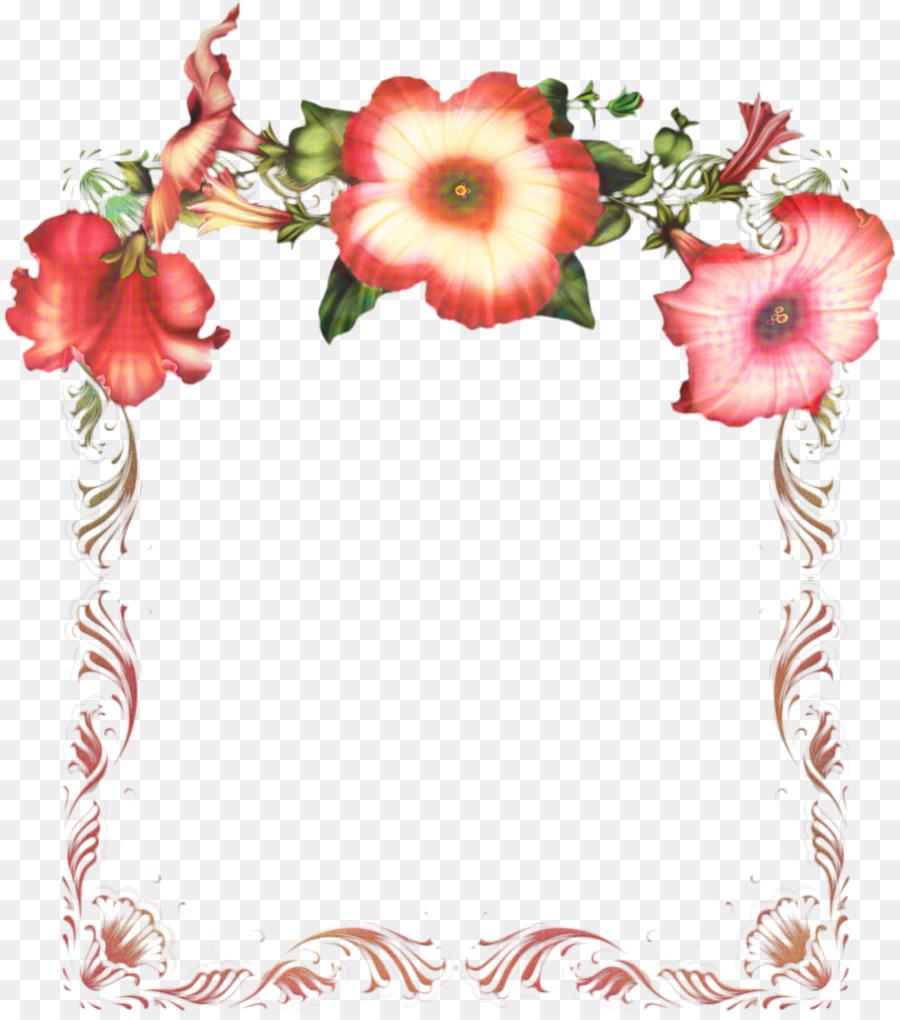 Descarga gratuita de Diseño Floral, Marcos De Imagen, Flor imágenes PNG