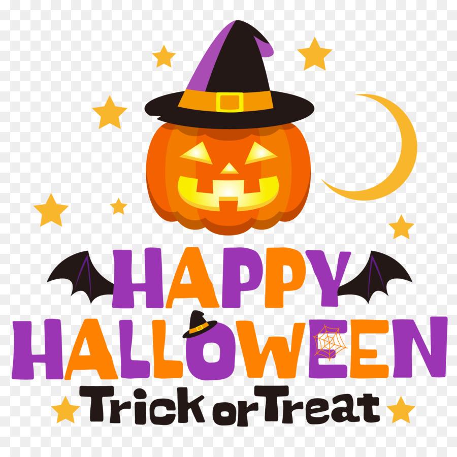 Descarga gratuita de Calabaza, Texto, Feliz Halloween imágenes PNG